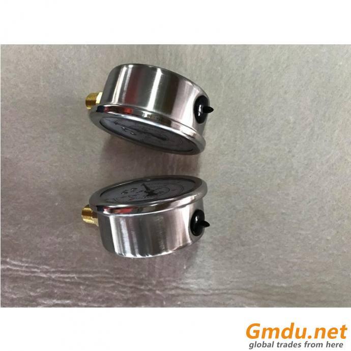 1.6 Accuracy Class Dual Range Hydraulic Pressure gauge