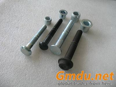 Tensile shear type steel hooke bolts