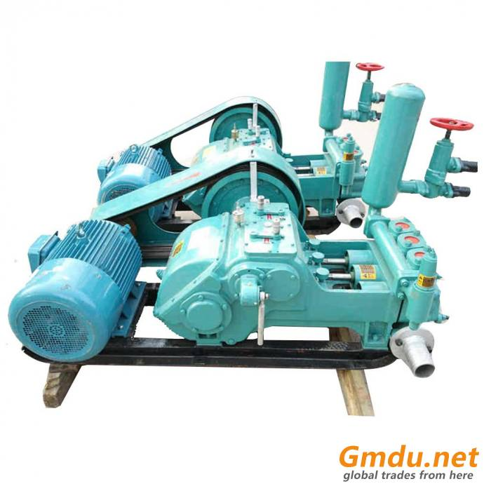BW250 Horizontal Triplex High Pressure Mud Pump