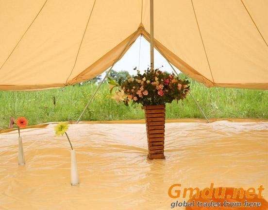 Double Door bell tent