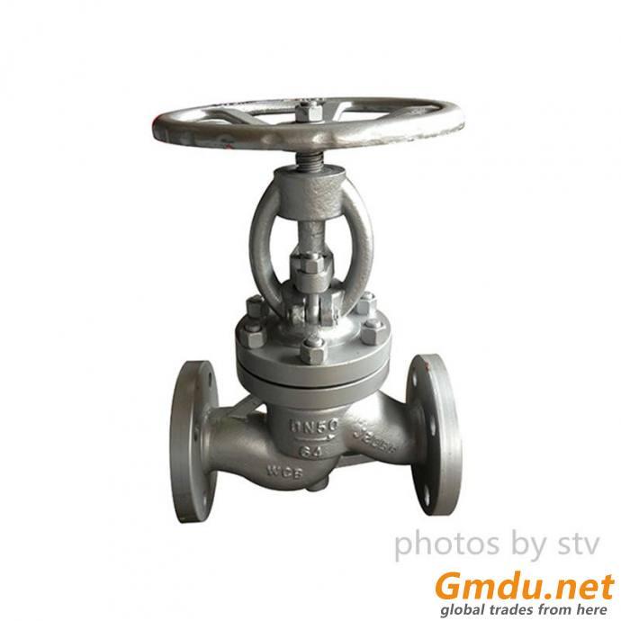 Carbon Steel Globe Valve,DN50,PN64,Flange End