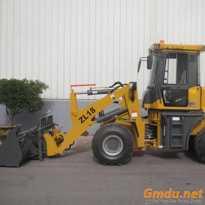 ZL18 1.8T Mini Hydraulic Wheel Loader