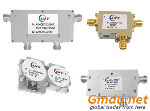 high isolation dual junction circulator