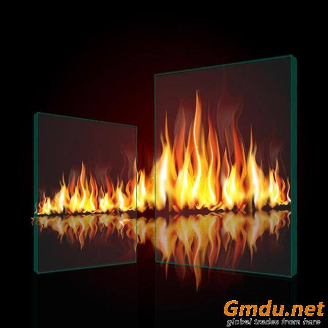 Ultra large Fireproof Glass