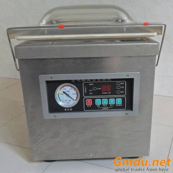 DZ260D Single Chamber Food Vacuum Packing Machine