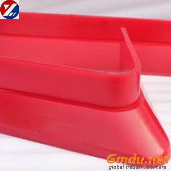 polyurethane snow plow blade