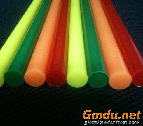 polyurethane rod and bar