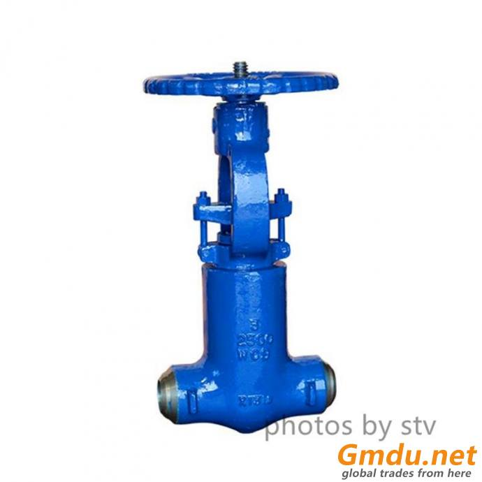 PSB Gate Valve, 3 Inch , 2500LB ,WC9,Weld End