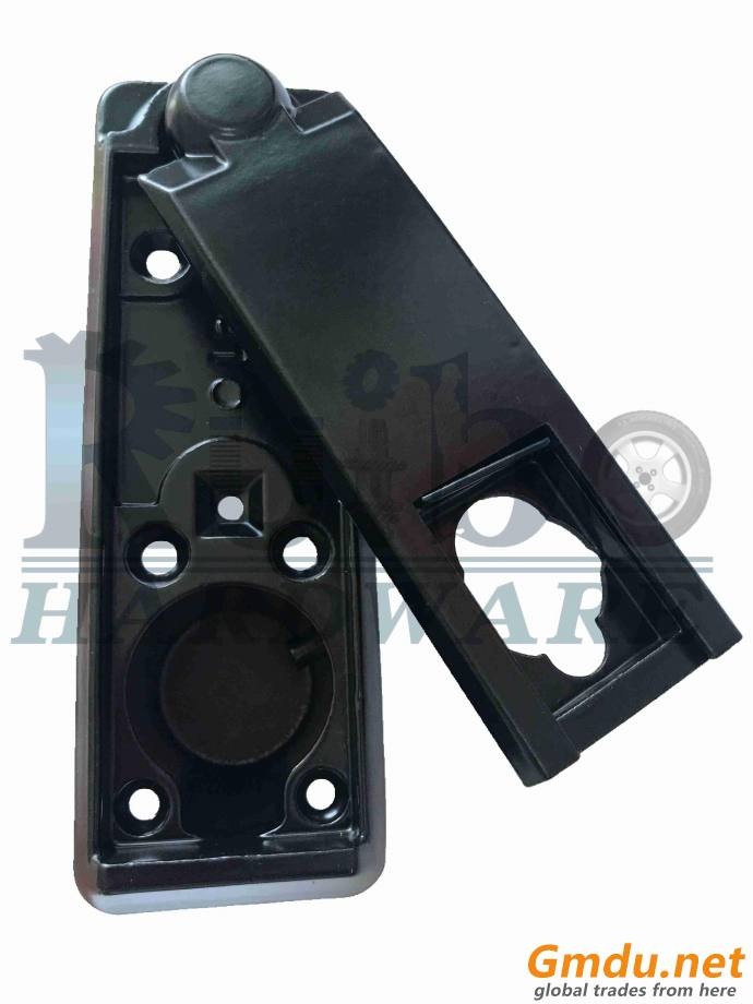 Stainles steel casting cabinet swing lock