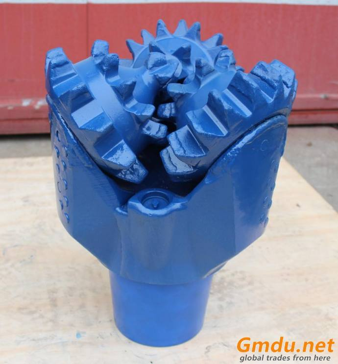 mill tooth roller cone rock bit 12 1/4 IADC127