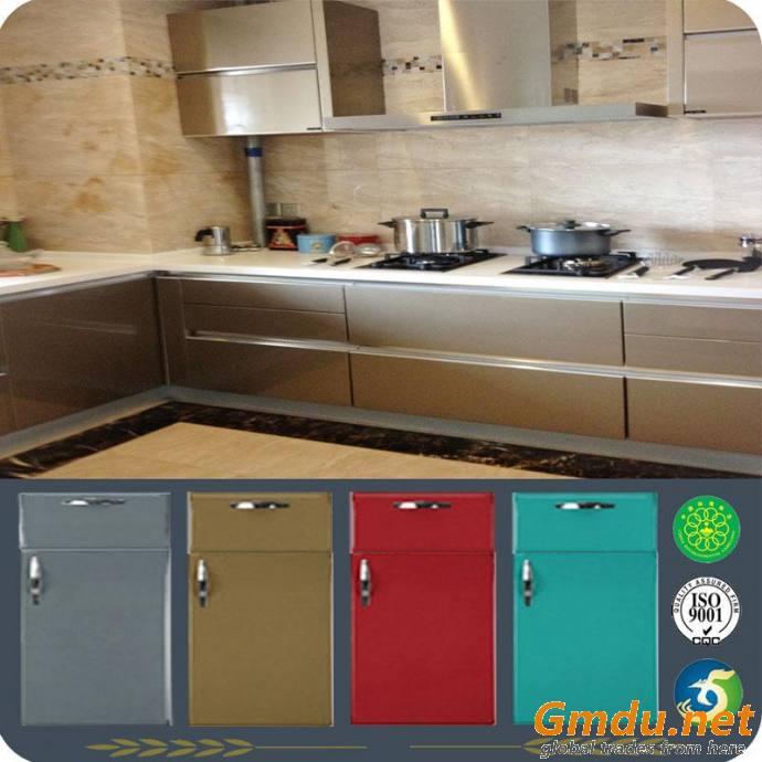 Contemporary Kitchen Cabinet Lw Ck009