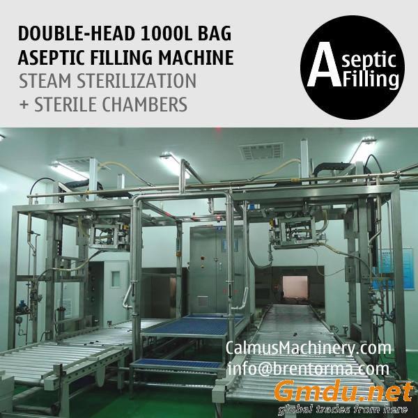 1000L Bag Aseptic Filling Equipment IBC Bag Aseptic Filling Machine