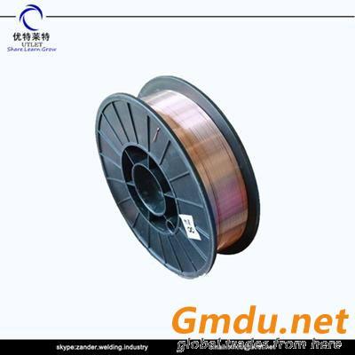 copper coated mild steel welding wire co2 MIG welding wire er70s-6