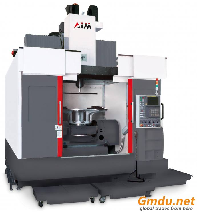 CNC Gantry Type Machining Center