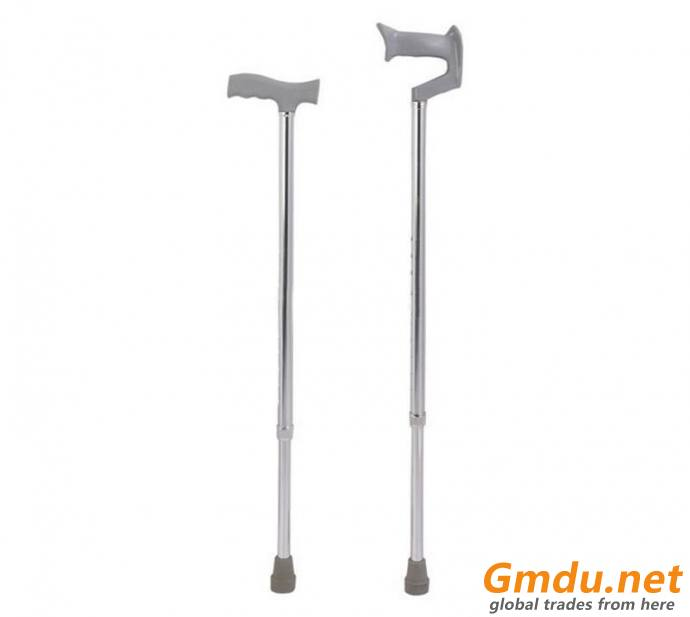 Aluminum walking aid