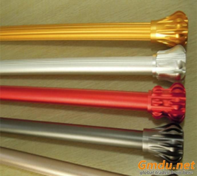 Aluminum Curtain Poles