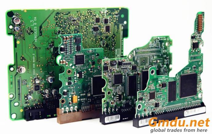 Surface Mount (SMT) PCB Assembly - Grande PCBA