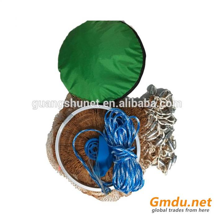 Very Fashionable American Style Fishing Cast Net