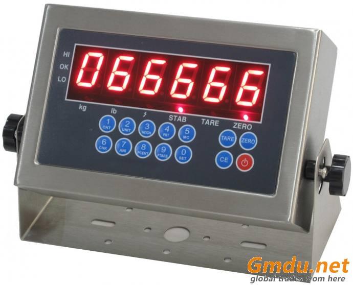stainless steel waterproof weighing indicator WK-02