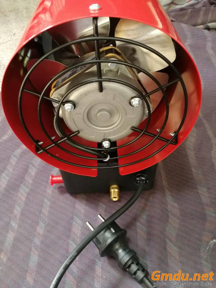 Space Propane Gas Heater Manual Ignition Type