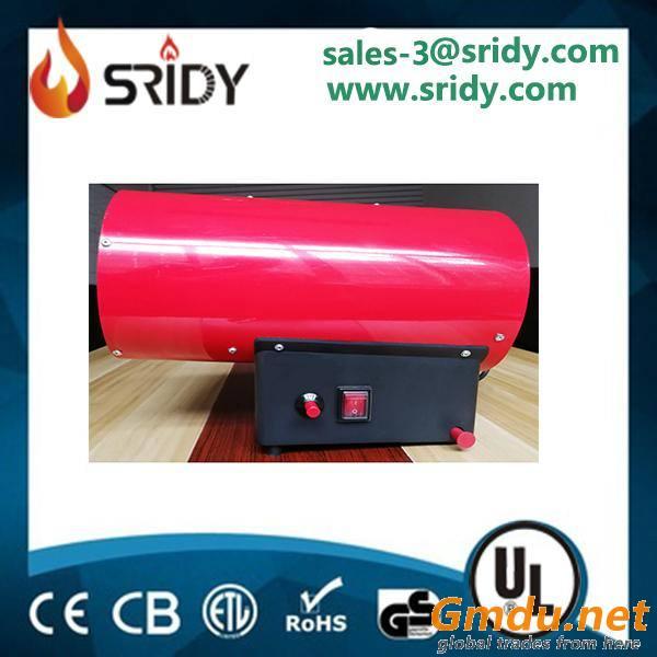 15kw Portable LPG Gas Fuel Space Heater Warehouse Industrial Garage Heating