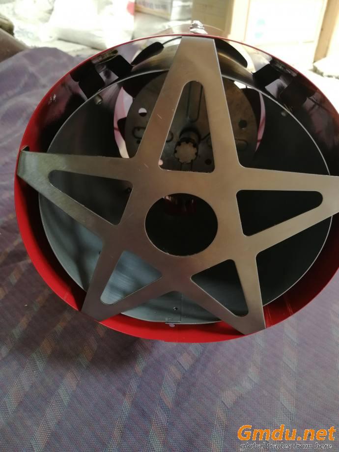 Space Warmer Propane Heater 33,000 - 55,000Btu/Hr LPG Gas Blower Fan