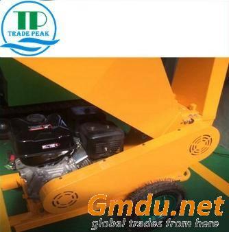 Wood Chipper for mulit-usage machine