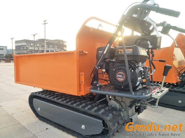 dumper QTP500N mini transporter hydraulic type