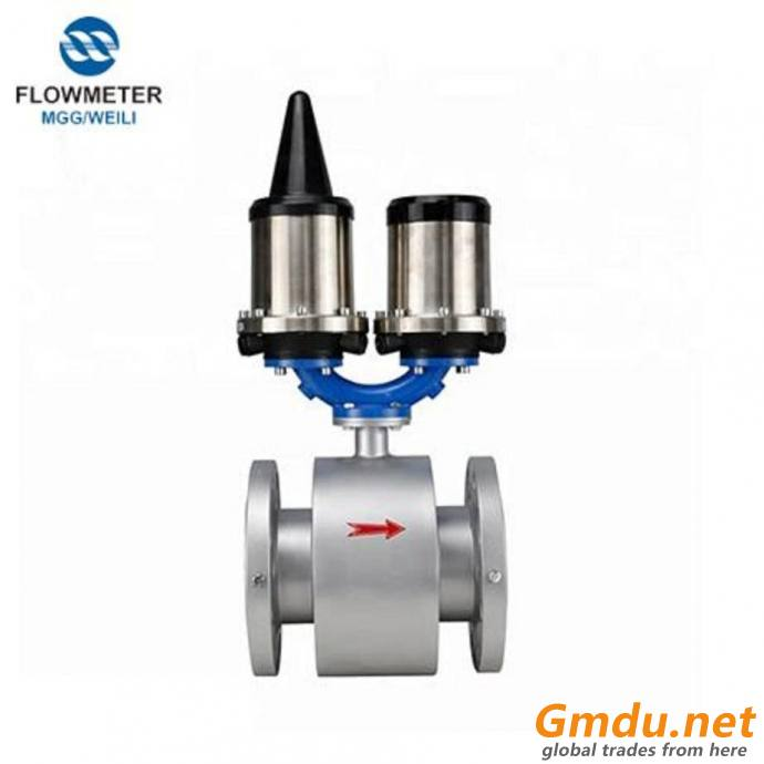 Stainless Steel Flowmeter Food Industry
