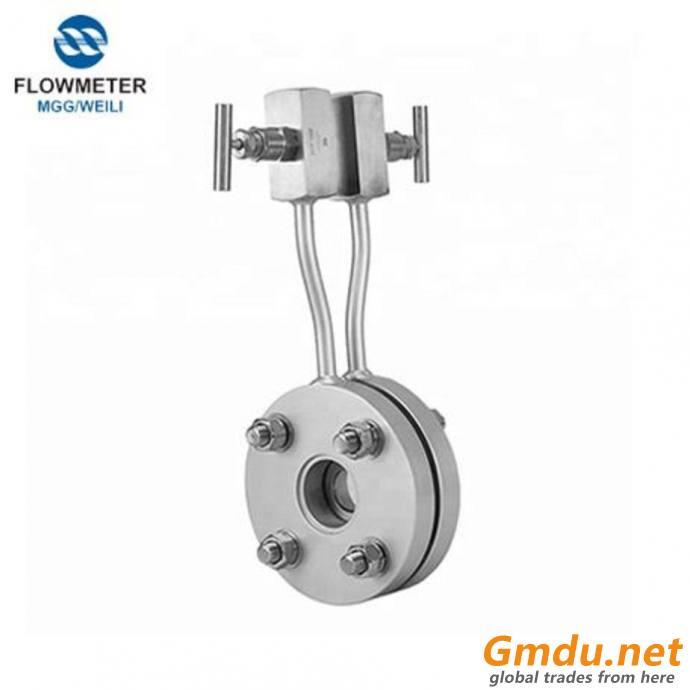 High Precision Ss304 4-20ma Gas Orifice Plate
