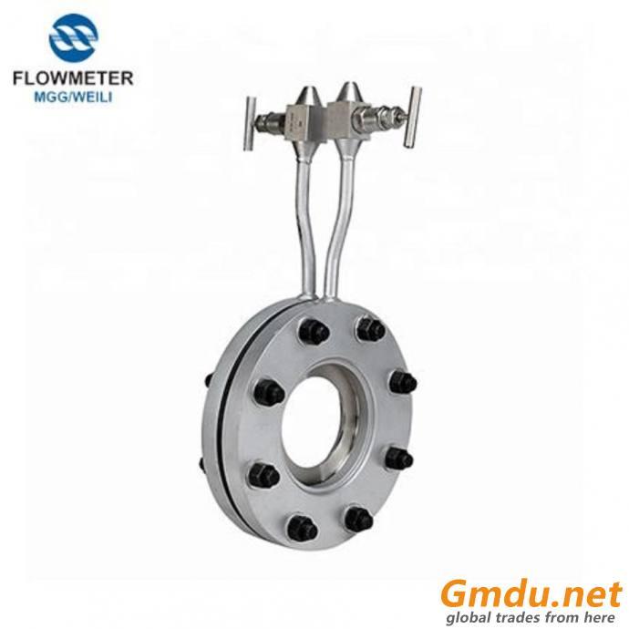 Standard Stainless Steel Orifice Plate Meter