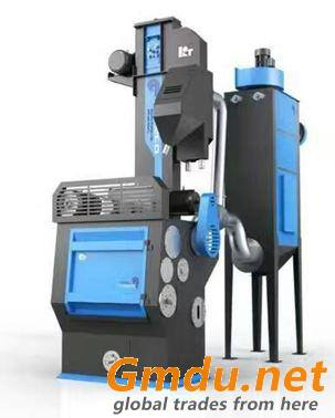Q326-TUMBLE TYPE SHOT BLASTING MACHINE