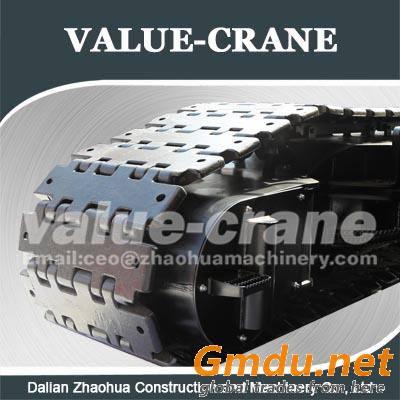 LINK-BELT Crawler crane LS218HSL track shoe track plate
