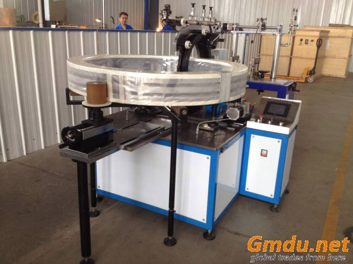 Transformer winding machine(automatic pressure gelation clamping machine)