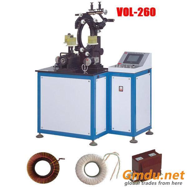 coil winding machine VOL-260