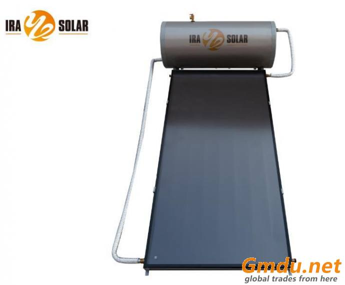 Flat Panel Solar Water Heater - 150L