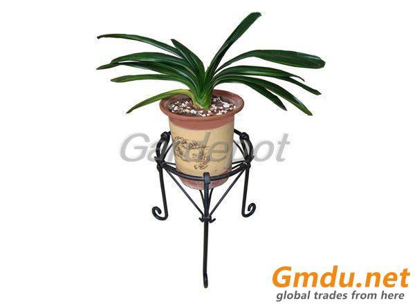 Flower Pot Rack & Stand