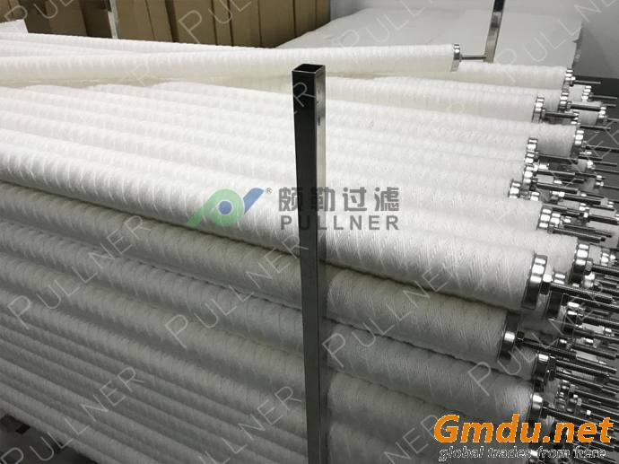Resin Precoating Condensate Polishing Filters Element