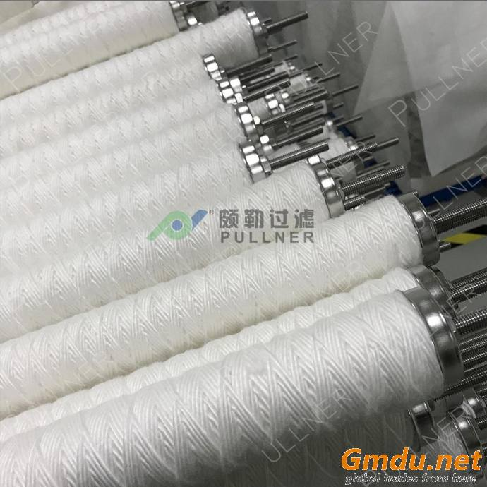 CPU Filters for Power Generation Condensate Water