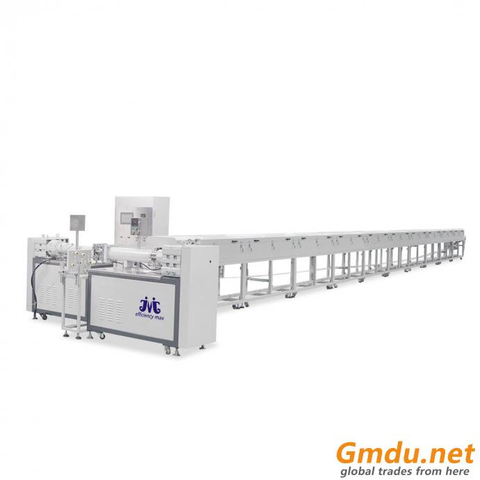 LED Soft Light Strip Silicone Extrusion Machine Line/Silicone Extruder
