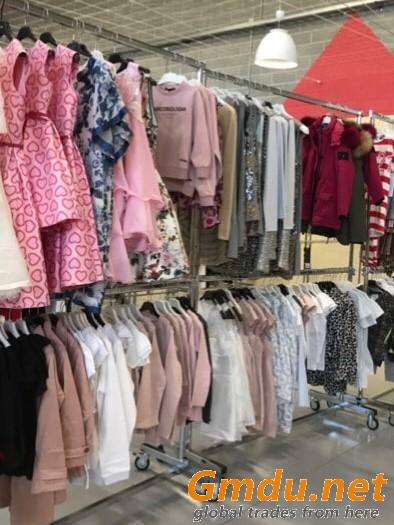 First Line Children Clothes Stock