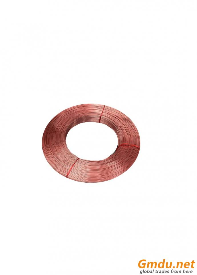 COPPER COATED TUBE