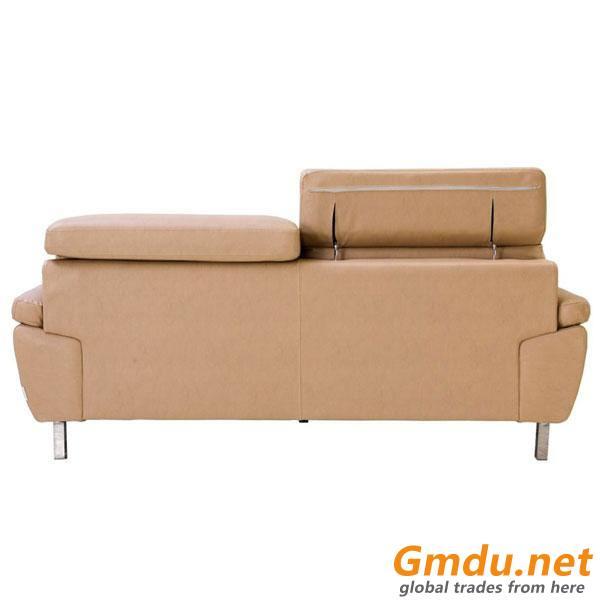 Horris Vegan Leather Sofa