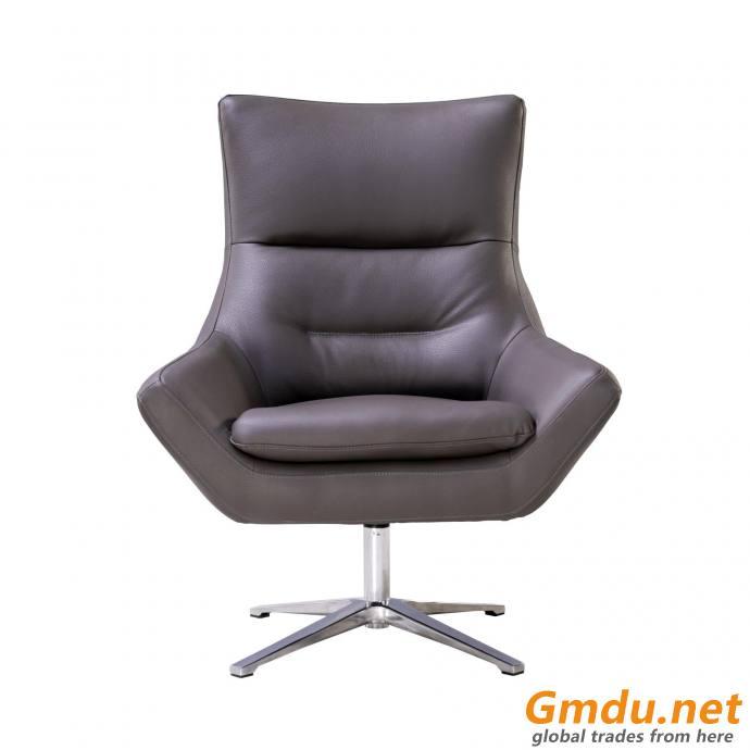 Zephyr Vegan Leather Chair