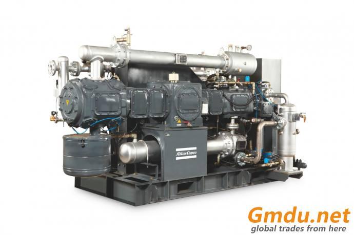 ATLAS-COPCO reciprocating piston compressor & spare parts