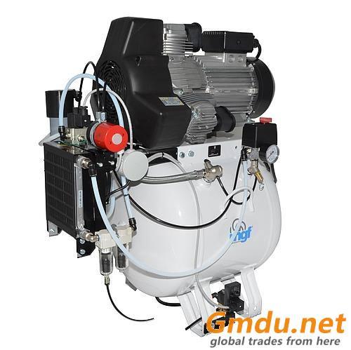MGF Oil-free compressor