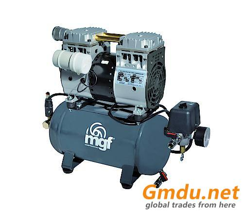 MGF Oil-free silent compressor