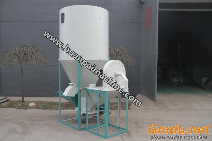dairy feed mixer mini animal food processing machine