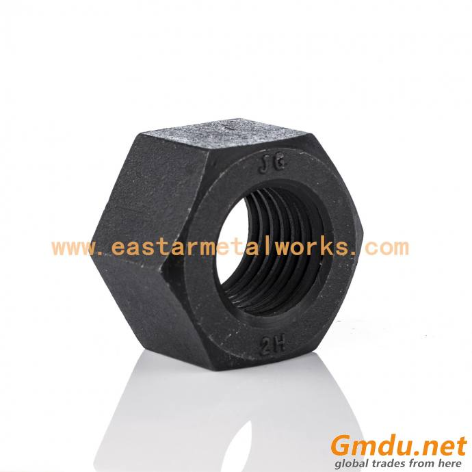 ASTM A194-2H heavy hex nuts