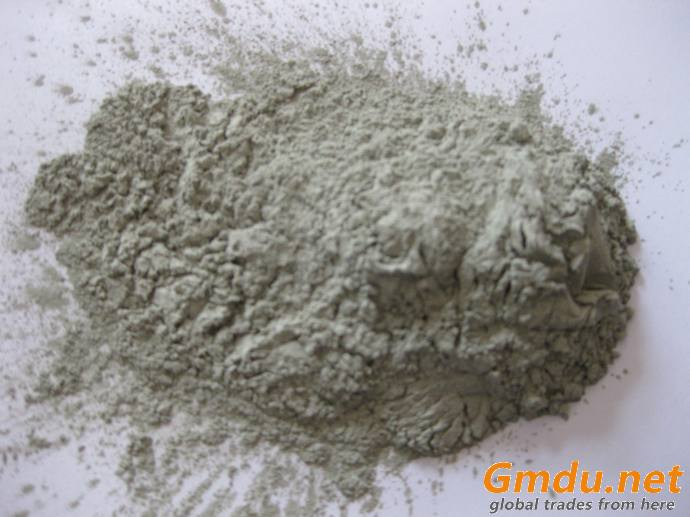 precision polishing and grinding materials green silicon carbide powder w5